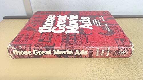9780883652244: Those great movie ads
