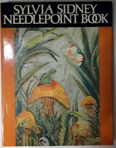 Sylvia Sidney Needlepoint Book: Sidney, Sylvia; Lewis, Alfred Allan