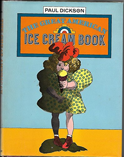 The Great American Ice Cream Book (SIGNED)