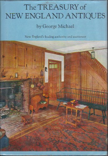 9780883652961: The Treasury of New England Antiques