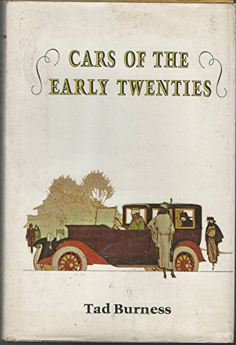 9780883652978: Cars of the Early Twenties