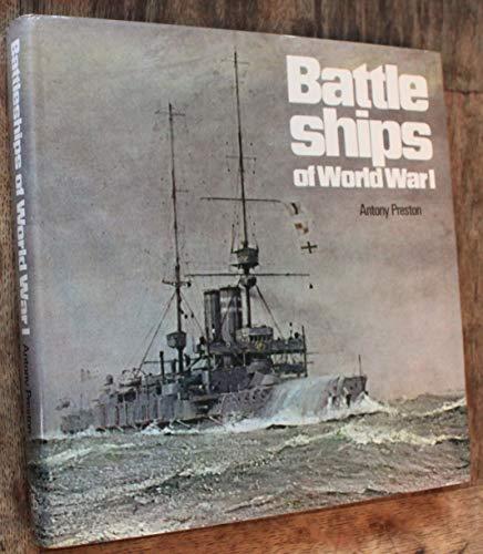 9780883653005: Battleships of World War I: An illustrated encyclopedia of the battleships of all nations, 1914-1918