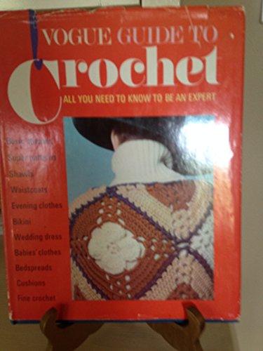 Vogue guide to crochet: Judy Brittain