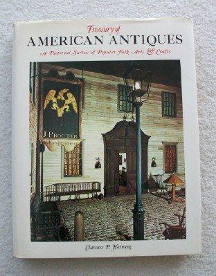 9780883654217: Treasury of American Antiques