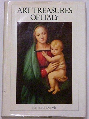 9780883654514: Art Treasures of Italy