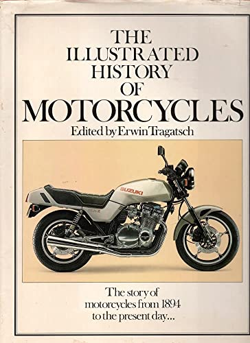 9780883654866: Illustrated History of Motorcycles