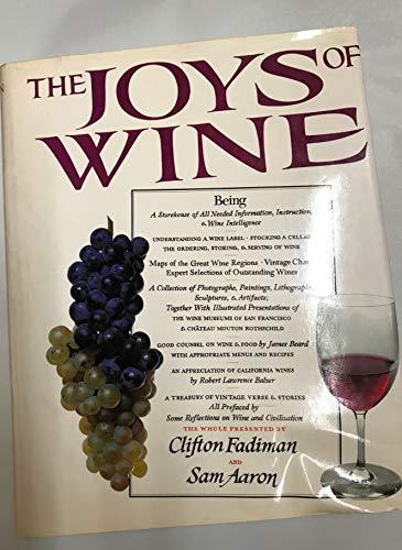 9780883655764: The joys of wine
