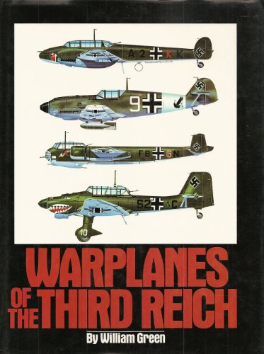 9780883656662: Warplanes of the Third Reich