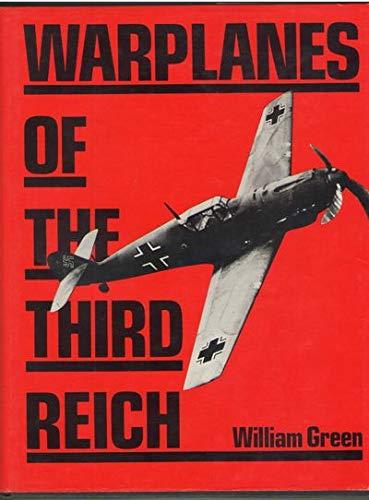 9780883656662: Warplanes of the Third Reich