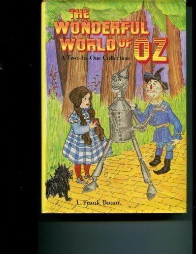 The Wonderful World of Oz: Baum, L. Frank