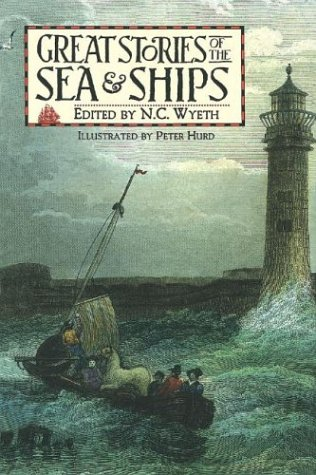 GREAT STORIES OF THE SEA AND SHIPS: Wyeth, N. C.