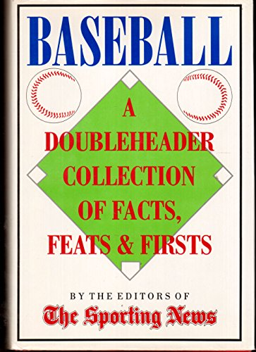 9780883657850: Baseball: A Doubleheader Collection of Facts, Feats & Firsts/1994