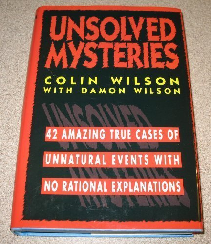 Unsolved Mysteries: Colin Wilson, Damon