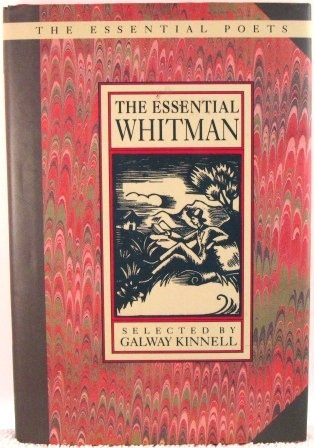 9780883658048: Essential Whitman (Essential Poets Series)