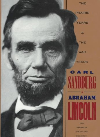 9780883658321: Abraham Lincoln: The Prairie Years & the War Years (Library of the Presidents)