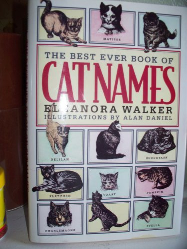 9780883658925: The Best Ever Book of Cat Names