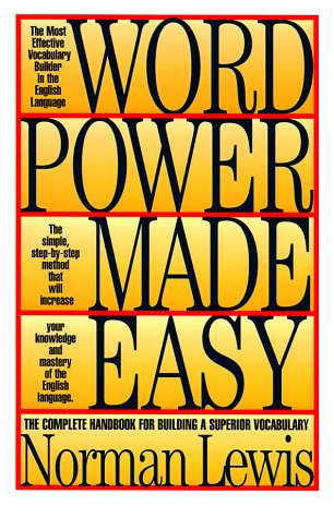 9780883659250: Word Power Made Easy