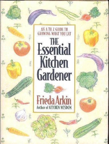 9780883659397: The Essential Kitchen Gardener