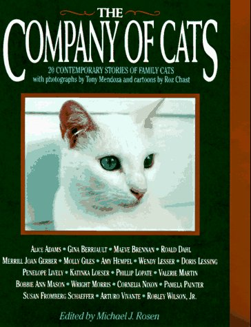 9780883659656: The Company of Cats: 20 Contemporary Stories of Family Cats