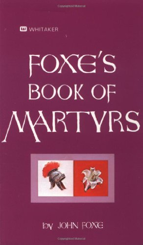 9780883680957: Foxe's Book of Martyrs