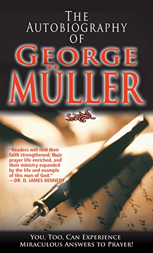 9780883681596: The Autobiography Of George Muller