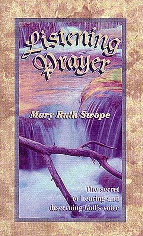 9780883681930: Listening Prayer