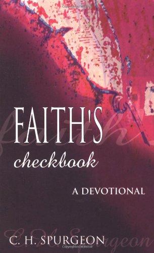 9780883682944: Faith's Checkbook