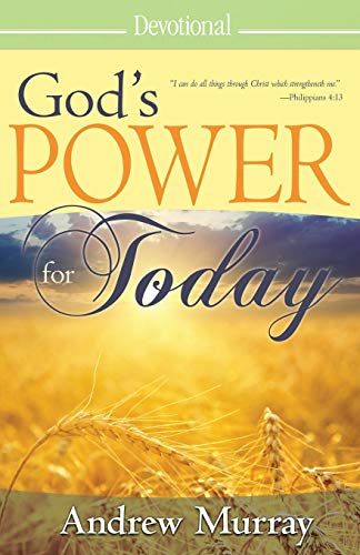 Gods Power For Today (365 Day Devotional)