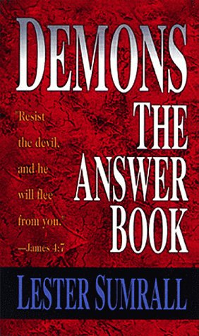 9780883683293: Demons: The Answer Book