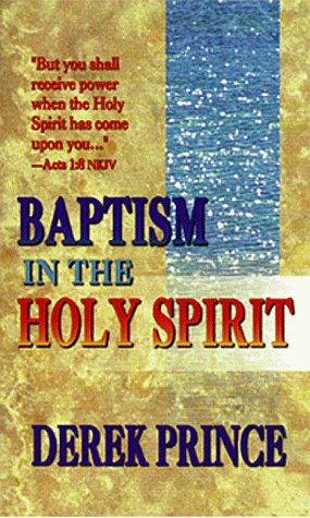 9780883683774: Baptism in the Holy Spirit