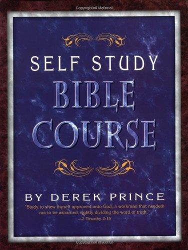 Self Study Bible Course: Derek Prince