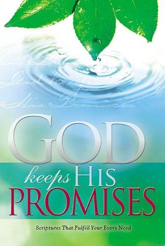 9780883684542: God Keeps His Promises