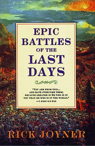 9780883684825: Epic Battles of the Last Days
