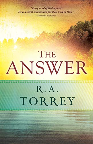 9780883685396: The Answer