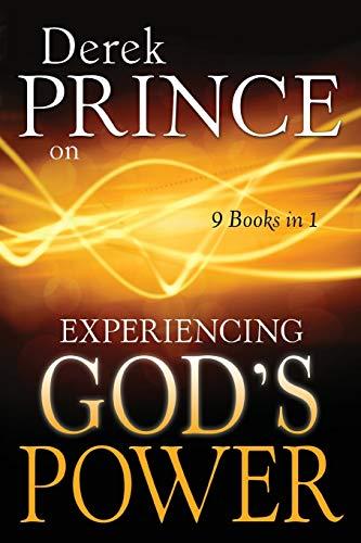 9780883685518: Derek Prince on Experiencing Gods Power