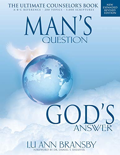 9780883686669: Mans Question Gods Answer (Updated)