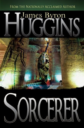 SORCERER: A Novel (Signed + Photo): Huggins, James Byron