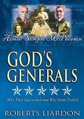 9780883689233: DVD-Gods Generals V07/Aimee Semple McPherson