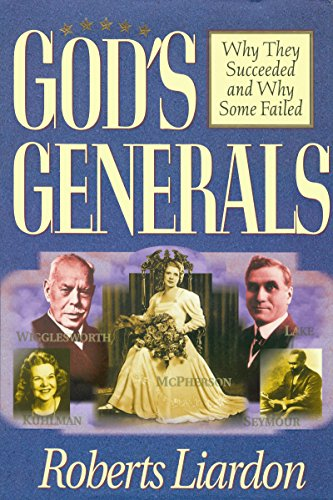 9780883689448: Gods Generals: Why They Succeeded And Why Some Fail