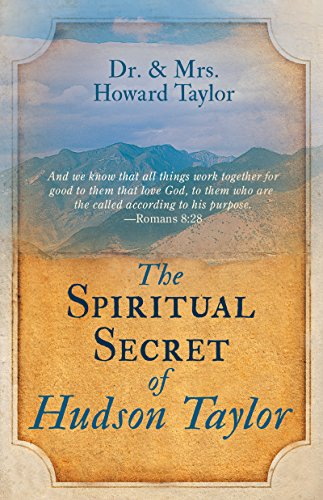 9780883689509: Spiritual Secret Of Hudson Taylor