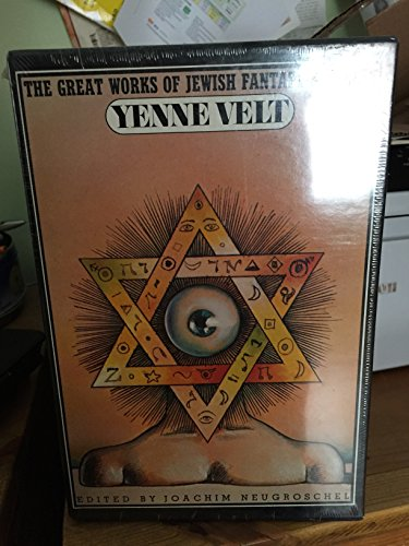 9780883730256: Yenne Velt: The Great Works of Jewish Fantasy and Occult (2 Volume Set)