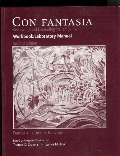 9780883770283: CON FANTASIA 2E-WKBK/LM