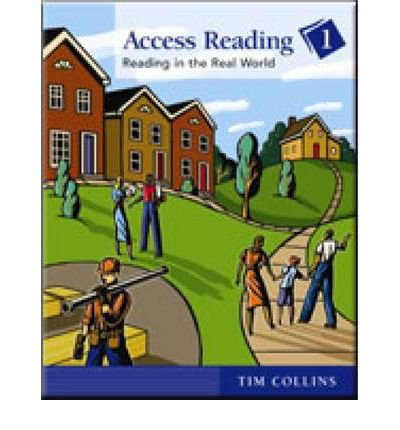 9780883770610: Access Reading 1: Reading in the Real World