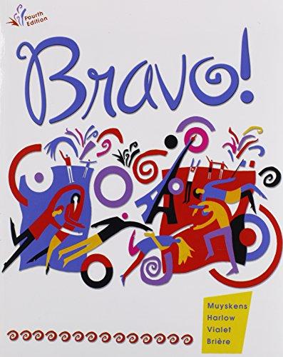 9780883770818: Bravo! Communication, Grammaire, Culture et Litterature (with Audio CD) (Dyad Learning Program Series)