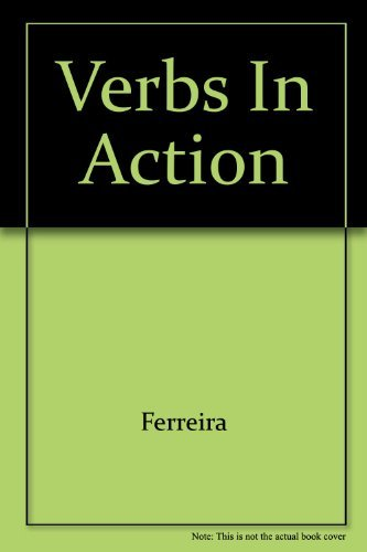 9780883770979: Verbs in Action