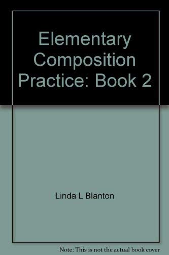 9780883771280: Elementary Composition Practice Book 2