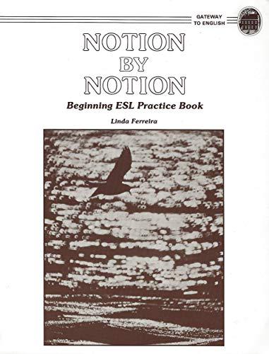 9780883771990: Notion by Notion: Beginning ESL Practice Book