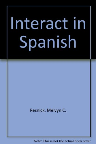 9780883774502: Interact in Spanish