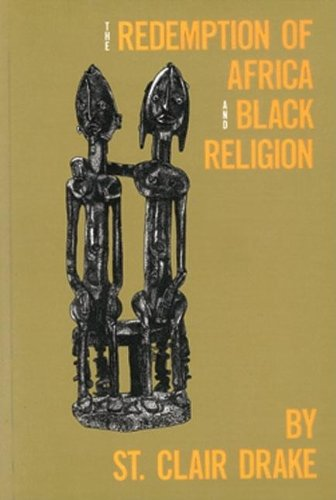 9780883780176: Redemption of Africa and Black Religion (Black Paper)