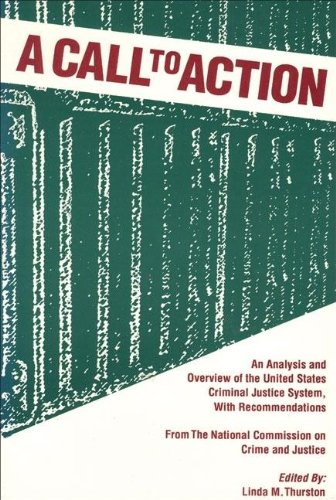 9780883780671: Call to Action: An Analysis and Overview of the United States Criminal Justic System, with Recommendations